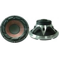 12 Inch Ferrite Car Subwoofer Speaker 250 Watts , Φ156mm Magnet