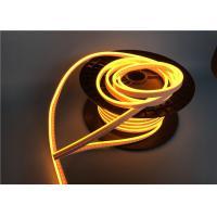 Waterproof 6mm Led Neon Rope Light Taiwan Chip 2 Years Warranty