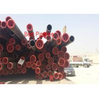 6m Length Alloy Steel Seamless Pipes Heat Treatment From 2'' NPS Up To 24'' OD