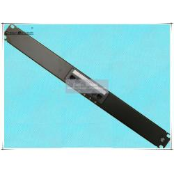 China 19 Inch RJ45 Rack patch panel Cat5e 6ports patch panel rack mount Unshielded Patch Panel on sale
