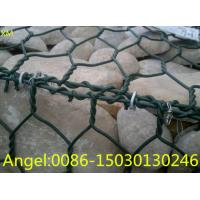 2X1X1m Hexagonal PVC Coated Gabion /Gabions Box Price16.28$/PC (XM-45)