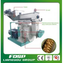China Advanced 1.2tph pellet mill for rice straw on sale