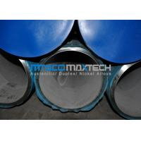 EN10216-5 TC 1 D4 / T3 Seamless Stainless Steel Pipe , Annealed Pipe For Fuild And Gas