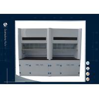 Industrial Ductless Fume Hood , Air Clean Laboratory Ventilation Hoods