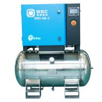 Energy Saving Industrial Portable Air Compressor / Silent Oil Free Air Compressor