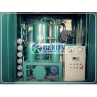 Multi Stage Oil Filtering Transformer Oil Purifier Machine Dielectric System Maintenance
