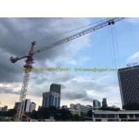 qtz5010 Hammerhead Tower Crane 4tons Max. Height 120M Freestanding Height 30M
