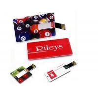 Bulk 4 gb usb flash memory drive credit card size with custom logo print, card usb flash drives