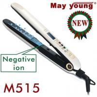 Professional LCD hair straightener M515