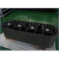 IP65 1R1G1B 60HZ Frame Frequency 220V Power Supply Irregular Shaped Oval LED Display