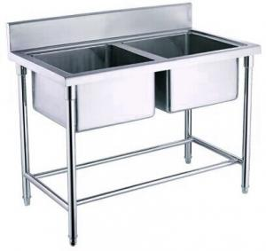 Good Bowl Industrial Stainless Steel Sinks For Restaurant / Hotel Supplier