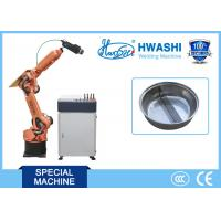 6 Axis Industrial Welding Robots Laser Welding Machine for Stainless Steel Hot Pot Pan and other cookwares