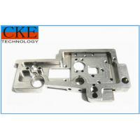 Grinding Stainless Steel Machined Parts / Carbon Steel BLock For Machine Tool