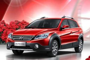 2014 Dongfeng Sedan H30 Cross Passenger Car for sale   Dongfeng