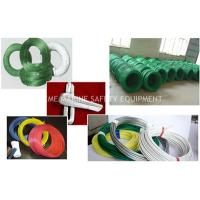 PVC coated wire rope for offshore mooring 6x29