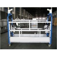 Aluminium Alloy Powered Suspended Platform Cradle Swing Stage
