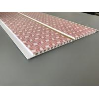 Heat Proof Durable Bathroom Plastic Wall Panels Polyvinyl Chloride Material
