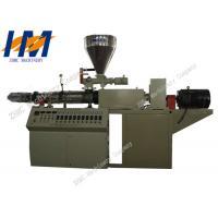 Lampshade Profile PC / WPC Extrusion Machine Three Screw Custom Weight