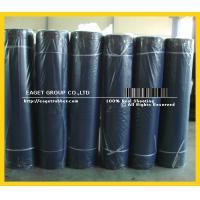 Textured surface SBR NR sheet;fabric rubber skirting sheet