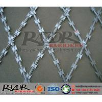 BTO-22 Welded Razor Mesh Fence