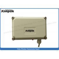 5.8Ghz 5 Watt Wireless Video Sender Waterproof Video Transmitter and Receiver Long Range