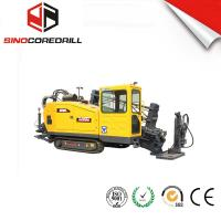 20Tons horizontal drilling drilling rig for sale with Cummins 6BTA5.9-C150 power engine