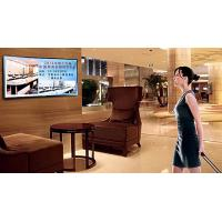 1080P 46 Inch Wall Mounted Digital Signage Display With SAMSUNG / LG / PHILIP Screen