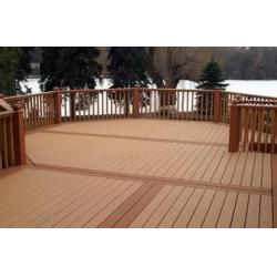 China Wood Plastic Composite deck floor wpc floor system on sale