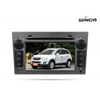 OPLE Astra Navigation Head Unit With Bluetooth 1024 * 600 Resolution