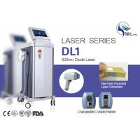 Painless And Fast Cooling Diode Laser 808 For Permanent for Hair Removal beauty machine