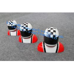 China Fiber Glass Pilot RC Plane Accessories With Customized Size / OEM Service on sale