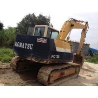 Used Komatsu PC120-5 Good Cheap Japanese Crawler Excavator