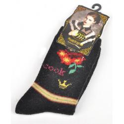 China Ladies Ankle Cashmere Sock on sale
