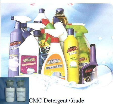 China Sodium CMC for Detergent Use supplier