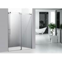 8 mm Tempered Glass Shower Doors / Sliding Bathroom Door 1200 × 1900 MM