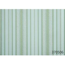 China PVC Popular Floral Low Price Wallpaper , Bedroom Striped Wallpaper 0.53*10M size on sale