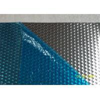 Decorative Embossed Aluminum Roofing Sheet / Aluminium Profiles For Architecture