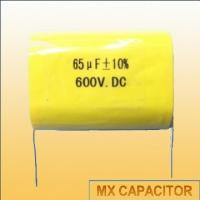 600V 65uF Film Capacitor,Metallized film DC filter capacitor