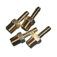 Customized male and female brass fitting