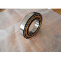 P5 / P4 / P2 C4 Cylindrical Roller Bearing ABEC7 For Automotive , Brass Cage