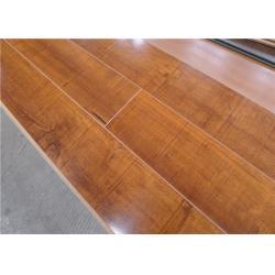 China High Gloss Waterproof Laminate Flooring Valinge Click Shiny Mahogany Wood Flooring For Sale