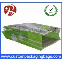 Recyclable Brand Logo Printed Custom Packaging Bags For Dry Food