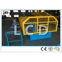 Quick Interchangeable Cz Purlin Machine For Galvanized Steel Sheet Optional Color