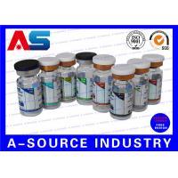 Pharmacy Medication Bottle 10ml Vial Labels Laser Hologram + CMYK Printing