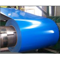 ID 510mm Color Coated Steel Coil 0.45 X1200 Mm / Pre Painted Galvanized Steel Sheet