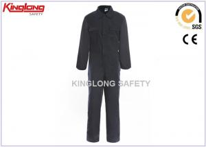 China Multi Pocket Mens Construction Work Clothes Industrial Coverall Uniforms supplier