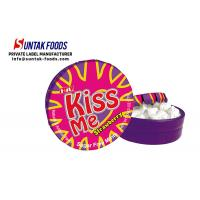 12 g Sour Strawberry Flavor Sugar Free Mint Candy For Children