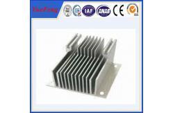 La Chine radiateur en aluminium de soudure d'extrusion utilisé pour la solution de courant ascendant d'unité centrale de traitement fournisseur