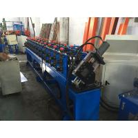 1-3mm thickness Custom CZ Purlin Roll Forming Machine , Steel Section Profile Roll Forming Equipment
