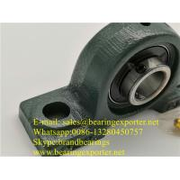 Self Aligning NSK UCP207-107D1 Pillow Block Bearing Unit Wide Inner and Outer Races